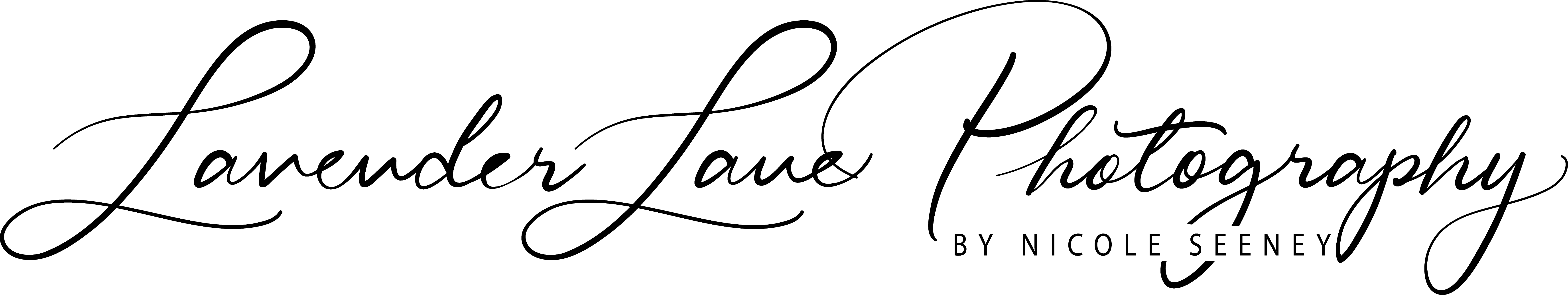 lavender lane photography logo